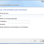 owncloud client install 1