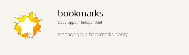 app bookmarks