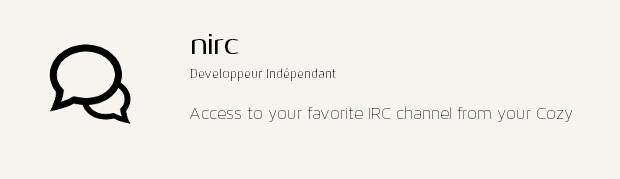 app nirc