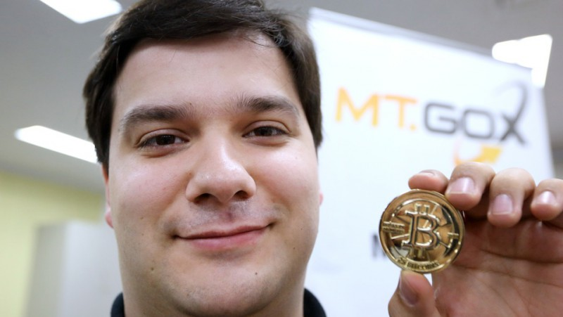 Mark KAPELES - Mt.Gox